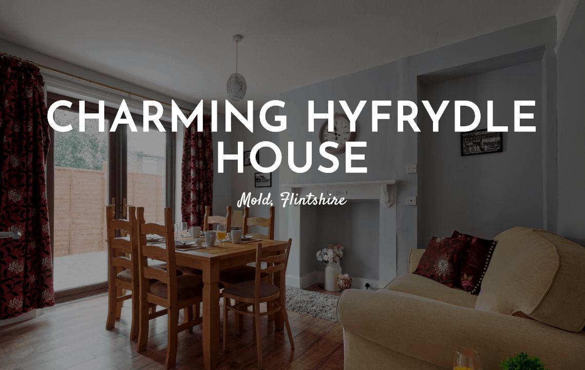 Hyfrydle House